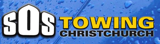 SOS Towing Christchurch